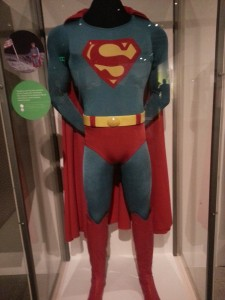Superman. The real one. Not the current disappointing movie ones